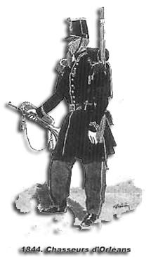 Chasseurs d'Orléans (1844)
