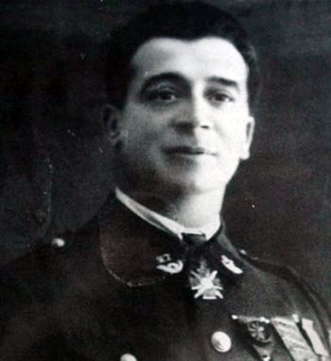 Commandant MONTALEGRE