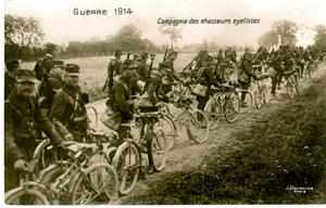 Bicyclette pliante « Gérard »