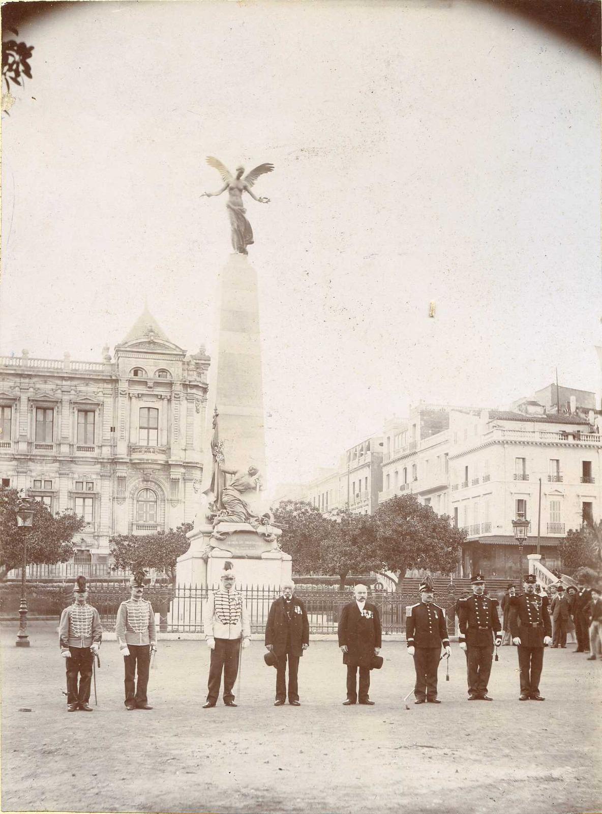 Inauguration du monument Sidi-Brahim de Oran Oran1