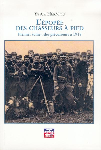 Epopée des chasseurs  Epopee-des-chasseurs-a-pied-Tome-1.0