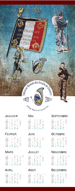 Calendrier 2021 Fnac Calendrier FNAC 2021 – Fédération Nationale des Amicales de Chasseurs